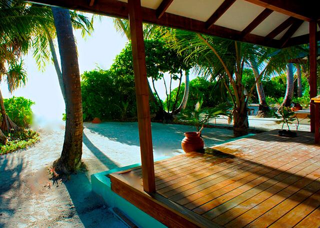 Room Sunset Beach Villa Dmc Maldives