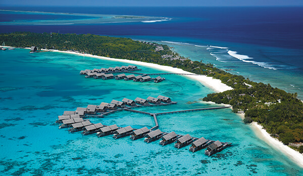 SHANGRI-LA' VILLINGILI RESORT & SPA MALDIVES