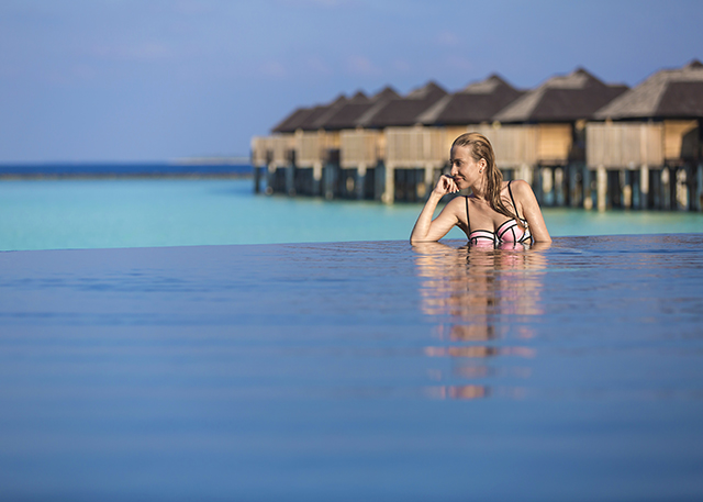 The sun siyam iru fushi resort maldives