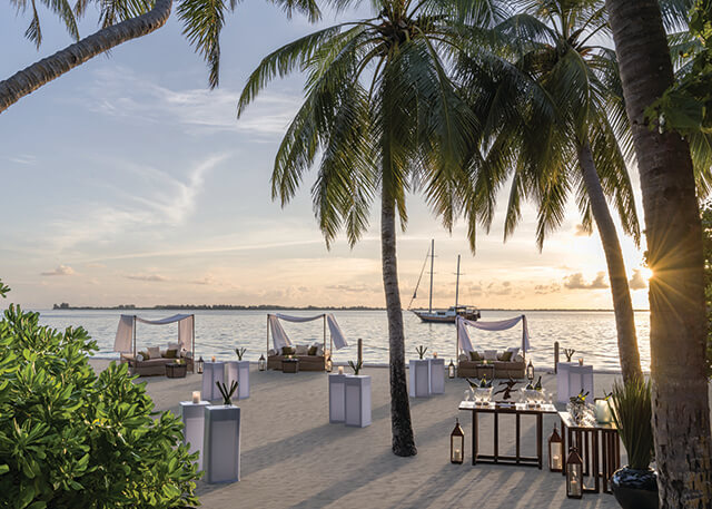 Shangri-La's Villingili Resort & Spa Maldives